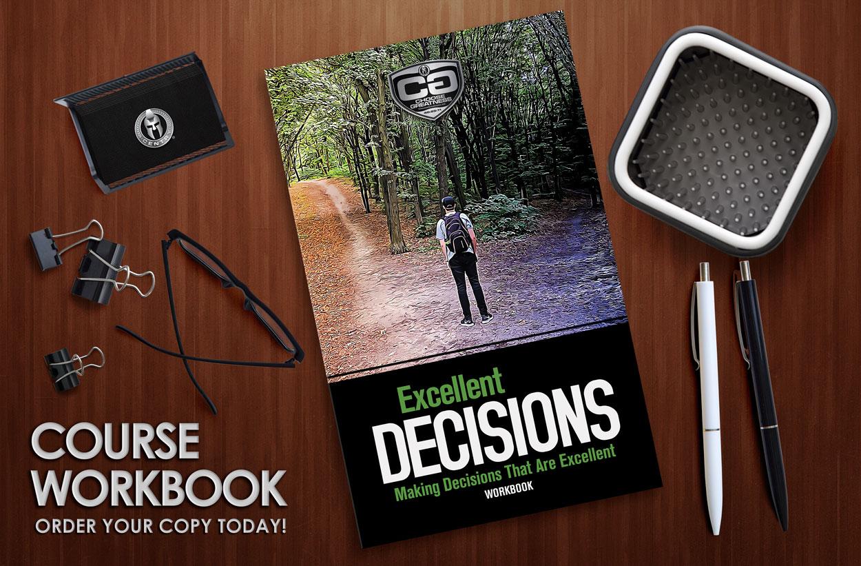 Excellent Decisions Book