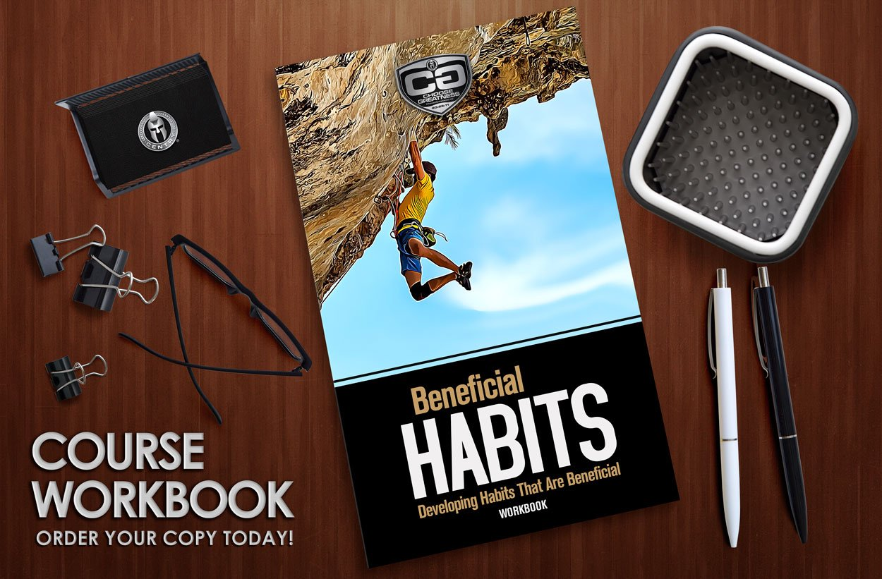 Beneficial Habits Book