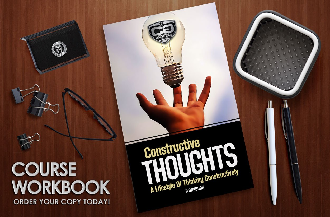 Constructive Thoughts Book